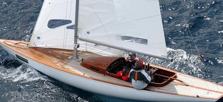 wood dragon yacht - ruben ballester