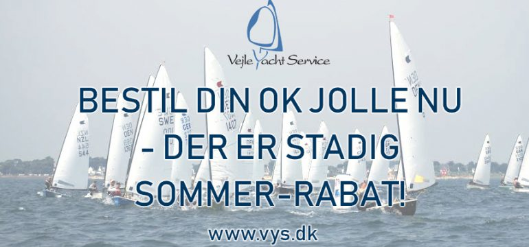 Udløbet: Special Summer Offer OK-Dinghy